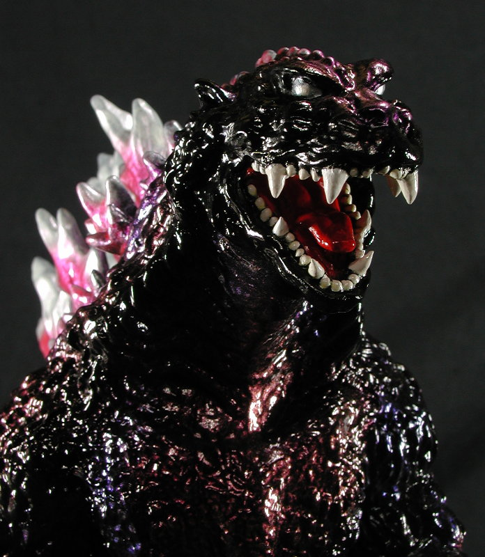 KaijuZoo Banpresto Godzilla 2000