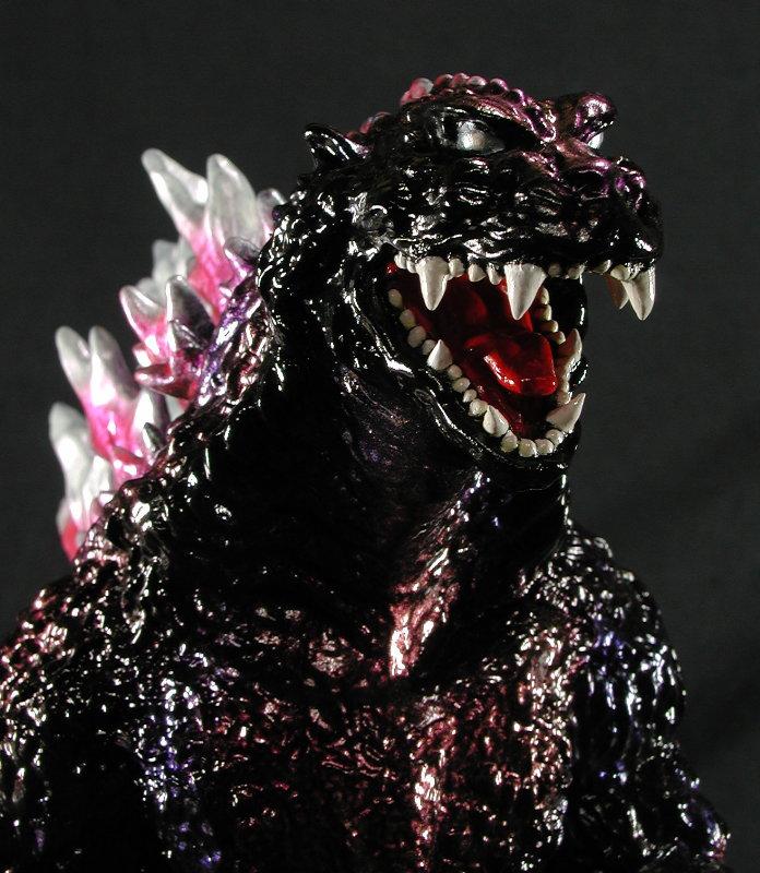 KaijuZoo Banpresto Godzilla 2000