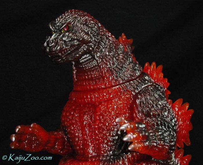 Godzilla '95 Head