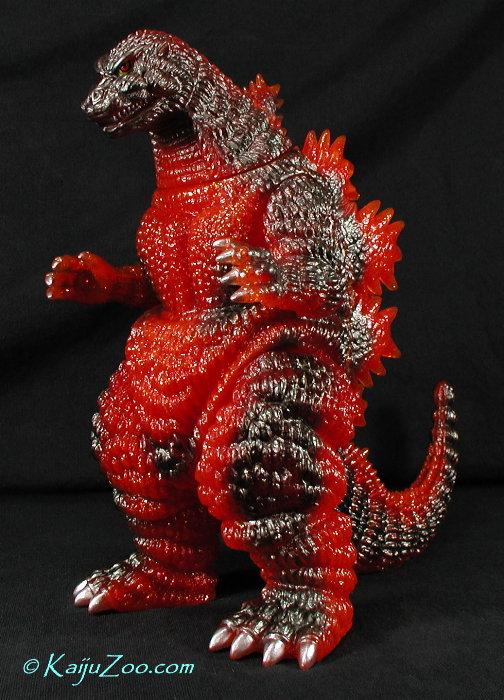 Godzilla '95 Left