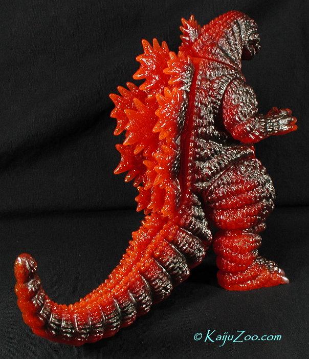 Godzilla '95 Rear