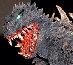 KaijuZoo Tsfacto Evo Godzilla 2000 (Rebuild)